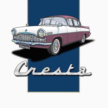 Vauxhall Cresta / Velox by limey57