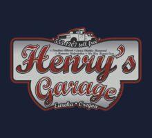 Henry's Garage (Clean)