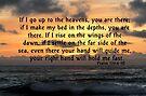 Psalm 139  by Samantha Higgs