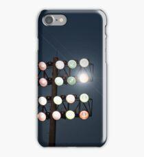 Beneath Friday Night Lights iPhone Case/Skin