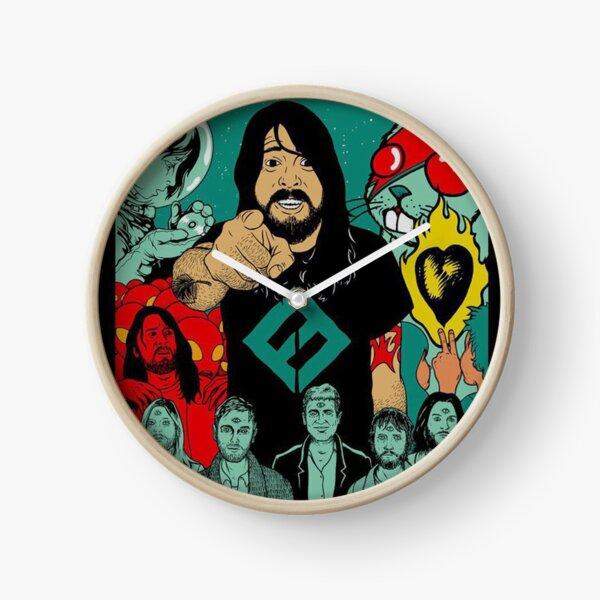 Culture Fighter Clock