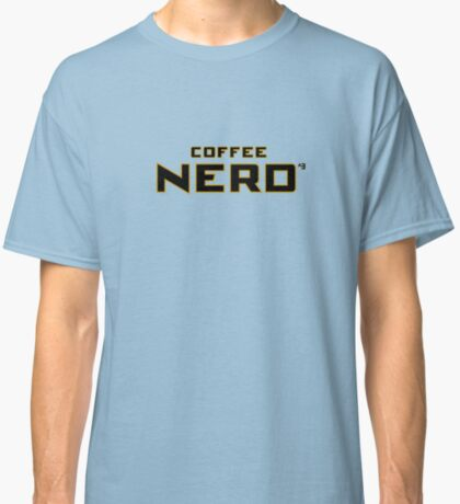 Coffee Nerd Classic T-Shirt