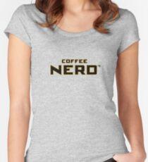 Coffee Nerd Women's Fitted Scoop T-Shirt