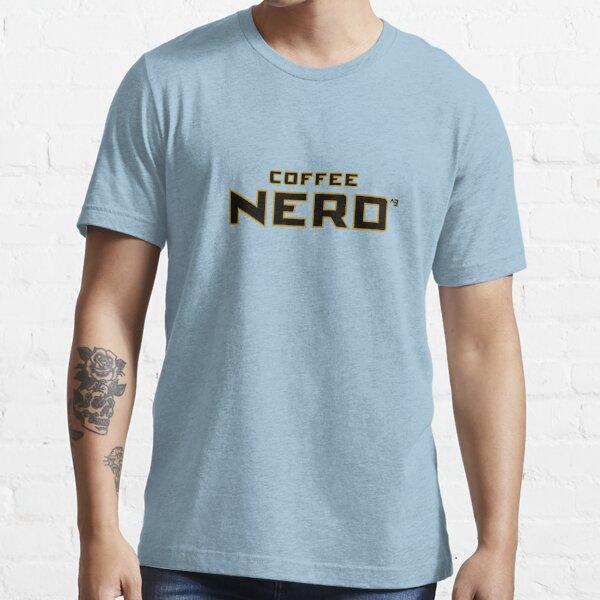 Coffee Nerd Essential T-Shirt
