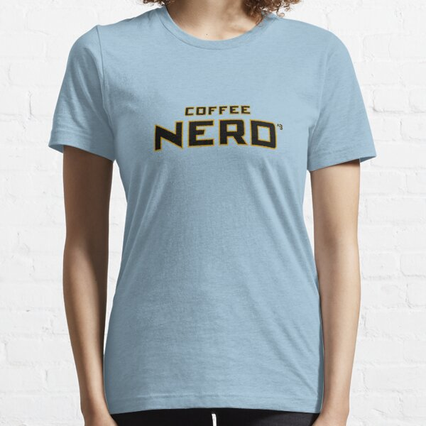 Coffee Nerd Essential T-Shirt