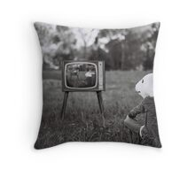 The Box Throw Pillow
