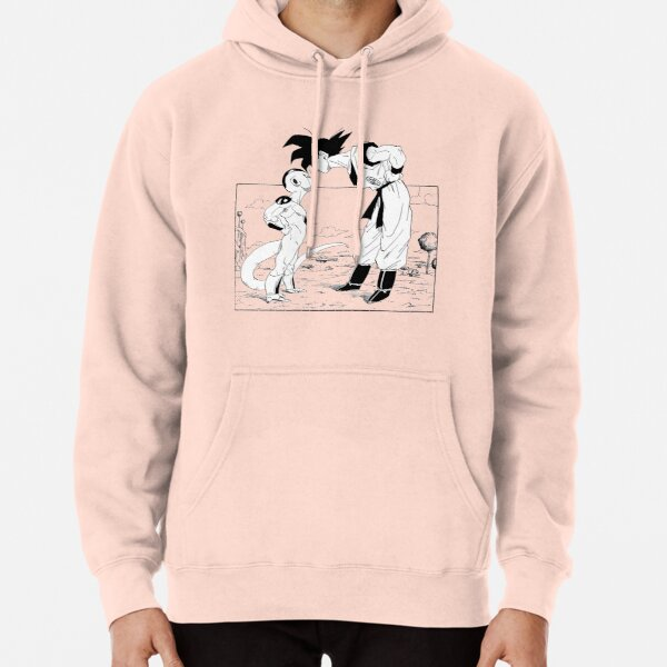 Dragon Ball - Frieza stand off Pullover Hoodie