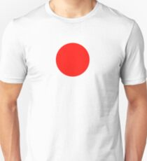 Japanese Flag Top - I Love Japan - T-shirt - Nippon Tīshatsu T-Shirt