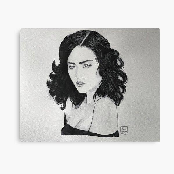 Nikola Impression sur toile