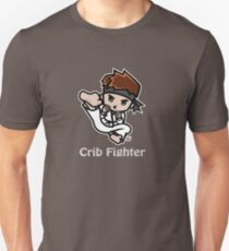 Martial Arts/Karate Boy - Jumpkick - Crib Fighter (light) Unisex T-Shirt