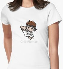 Martial Arts/Karate Boy - Jumpkick - Crib Fighter (light) T-Shirt