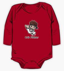 Martial Arts/Karate Boy - Jumpkick - Crib Fighter Kids Clothes