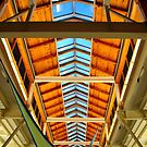 The roof of the Maine Building at the Big E by DearMsWildOne