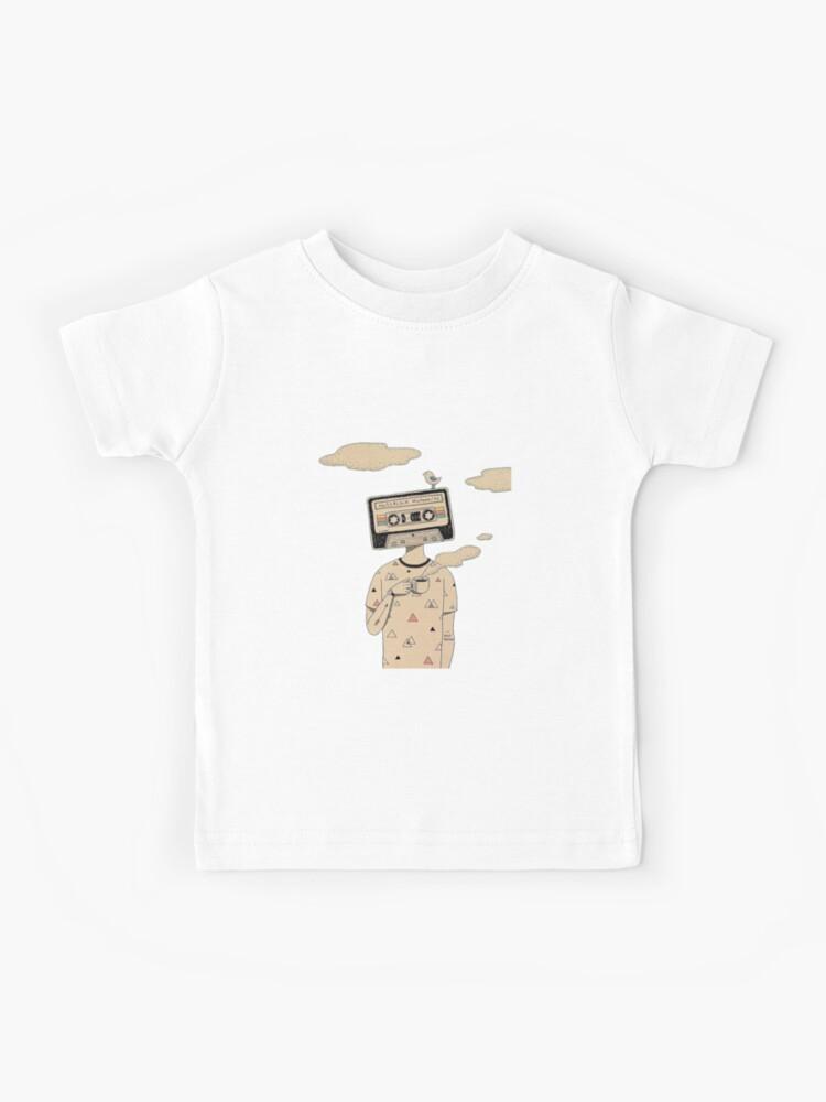 Kids vipwees T-shirt métis culte Musical Film garçons filles T-Oiseaux Rétro Cadeau