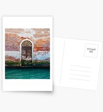 While in Venice Postcards