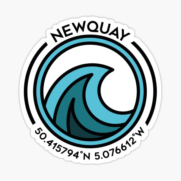 Newquay Sticker