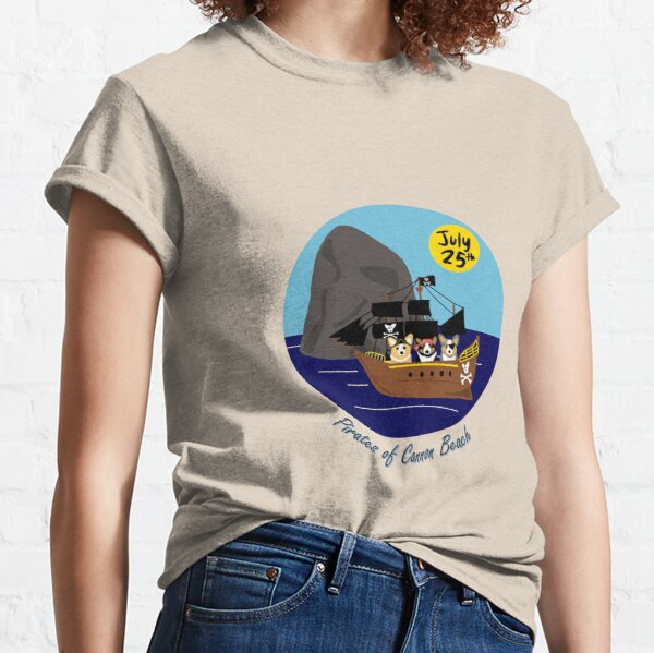 2020 - Pirates of Cannon Beach Classic T-Shirt