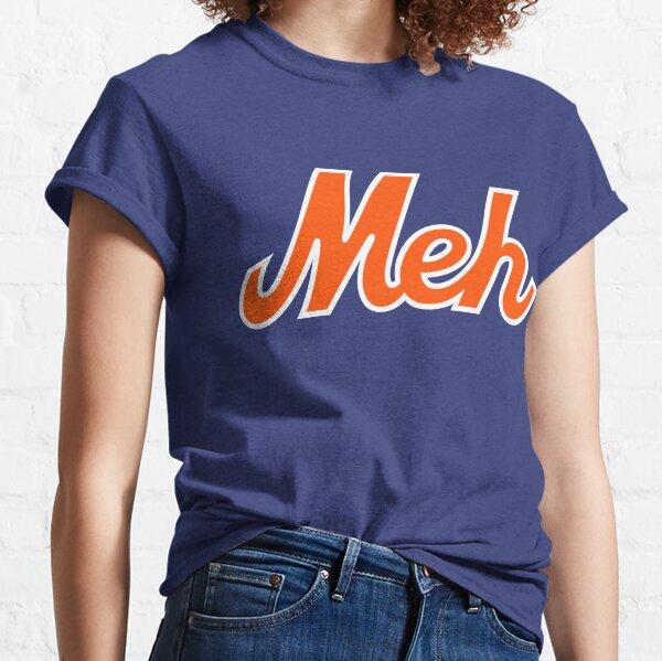 NY Meh - Blue Classic T-Shirt