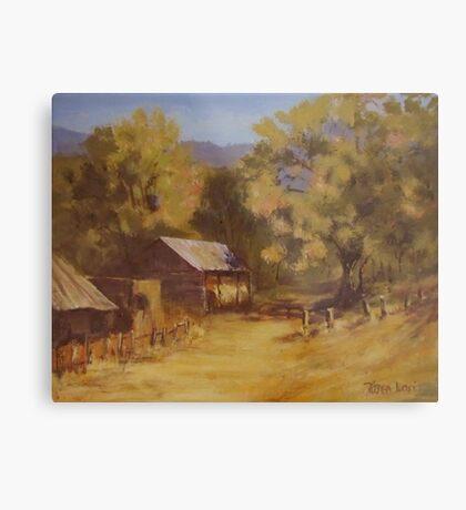 Crippen Ranch Metal Print
