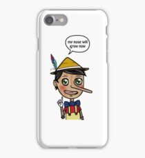 Liar's Paradox iPhone Case/Skin