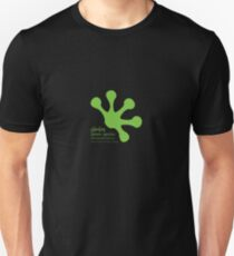 Gecko footprint T-Shirt
