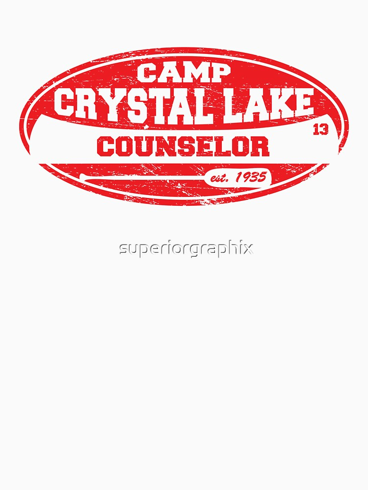Camp Crystal Lake Counselor | Unisex T-Shirt