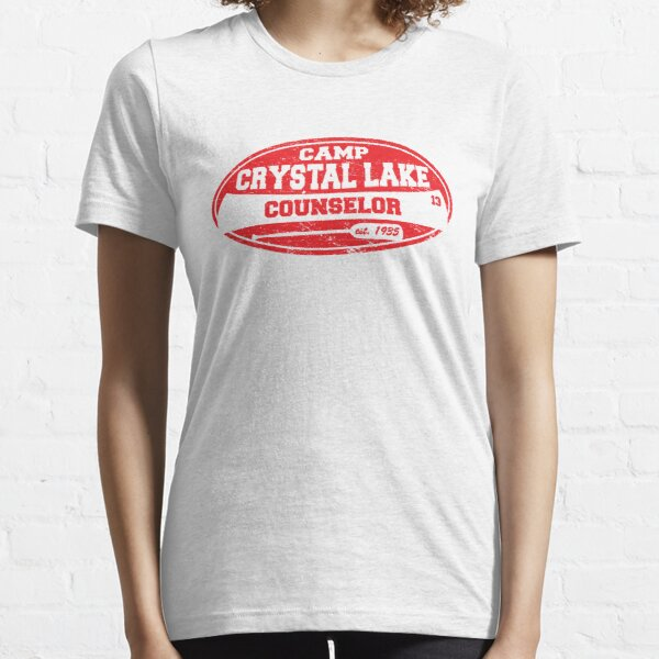 Camp Crystal Lake Counselor Essential T-Shirt