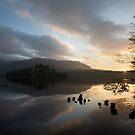 A Grasmere Sunrise by SteveMG