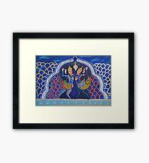 STRENGTH OF KHMER WOMEN by Pita Framed Print