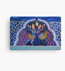 STRENGTH OF KHMER WOMEN by Pita Canvas Print