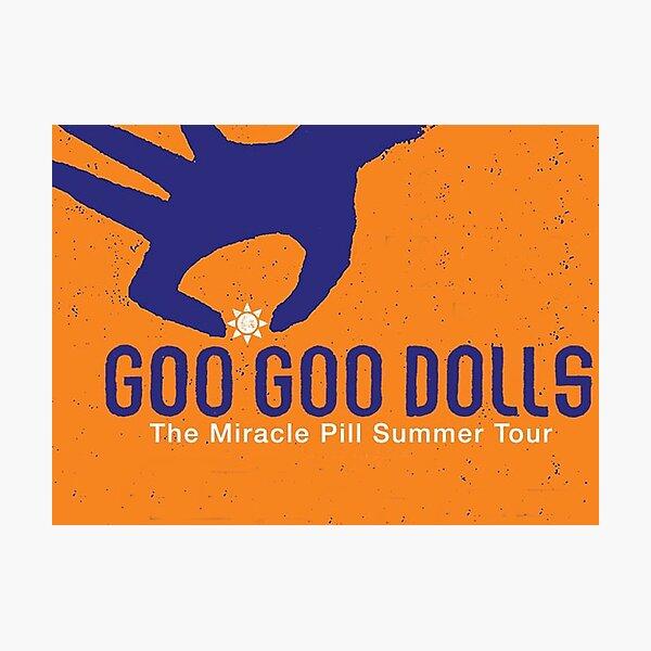 Need Goo goo goo goo and goo for the miracle pill for dolls Photographic Print