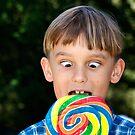 Lovely Lollipop by clearviewstock