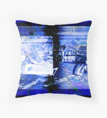 """Night Light""  Throw Pillow"