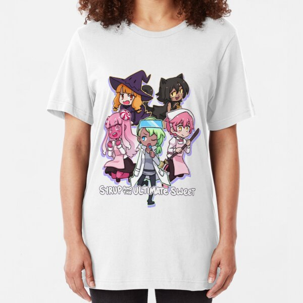Syrup and the Ultimate Sweet Slim Fit T-Shirt