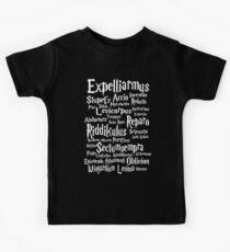 Zaubersprüche Kinder T-Shirt