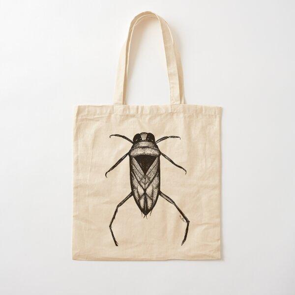Notonecta glauca Cotton Tote Bag