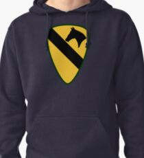 1st Cavalry Division (United States) Pullover Hoodie