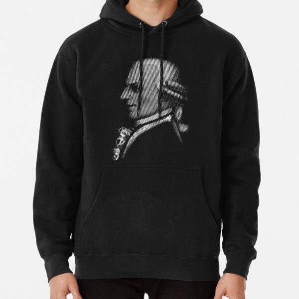 Wolfgang Amadeus Mozart Pullover Hoodie