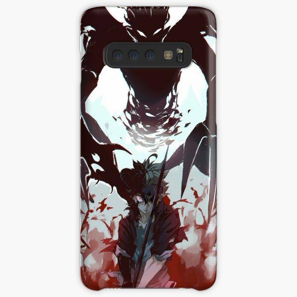 Black Asta | Black Clover Samsung Galaxy Snap Case