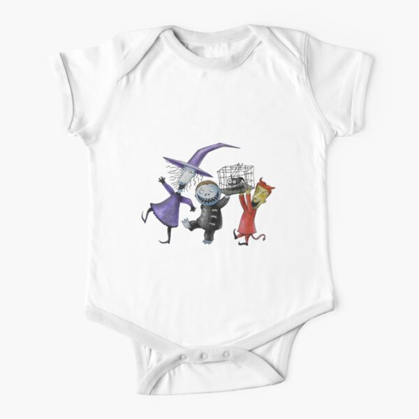 Lock, Shock, and Barrel Short Sleeve Baby One-Piece