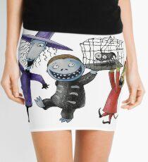 Lock, Shock, and Barrel Mini Skirt