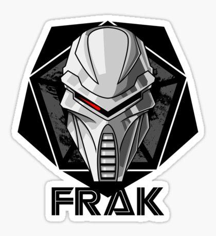 FRAK Sticker