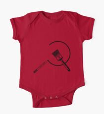 Art Community ( Version 2 ) Short Sleeve Baby One-Piece
