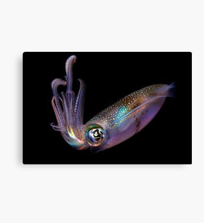 The Squid Canvas Print