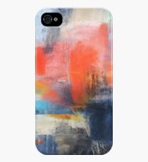Blue Red Abstract  iPhone 4s/4 Case