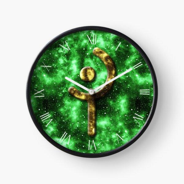 Final Fantasy XIV - White Mage (Galaxy Design) Clock