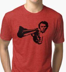 a dirty harry t-shirt Tri-blend T-Shirt