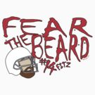 Fear The Beard - Ryan Fitzpatrick by PStyles