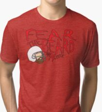 Fear The Beard - Ryan Fitzpatrick Tri-blend T-Shirt