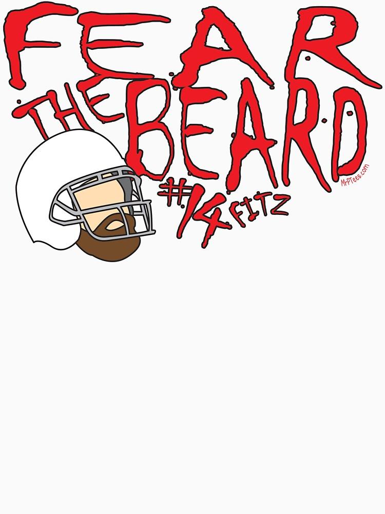 Fear The Beard - Ryan Fitzpatrick by PStyles